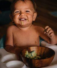 baby & avocado